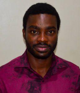 Idowu Temitope Ezekiel-Doctorate student - Benefactor