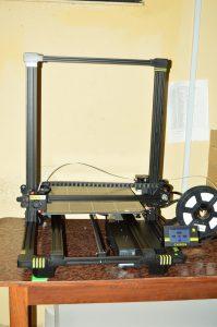 CBSS 3D Printing Machine.